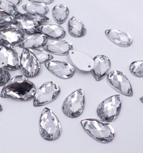 Кристаллы 8*13 2000 штук