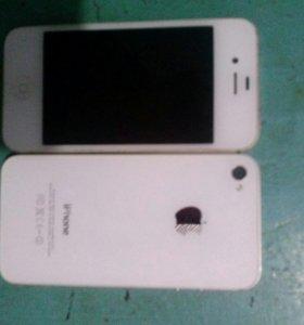 iPhone s 4 на запчасти