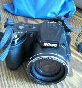 фотоаппарат Nicon coolpix L120