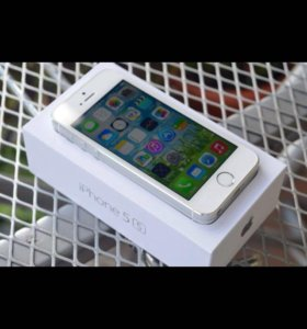 iPhone 5s 16g новый