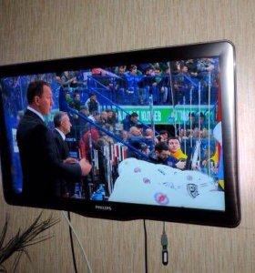 Телевизор Philips 140 см