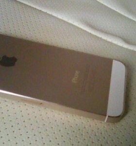 Apple IPhone Gold 5s