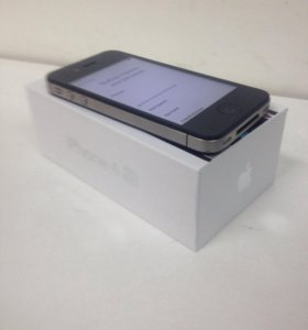 IPhone 4S |16GB| Black