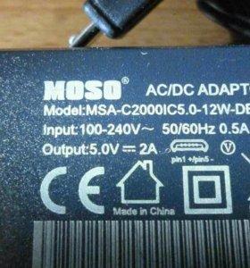 Зарядное устройство moso 2A