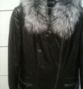 Куртка( кожзам)