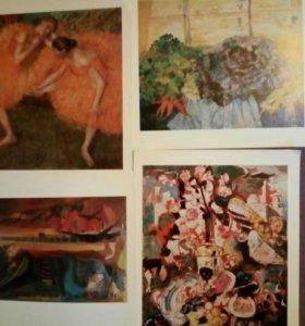 Репродукции картин