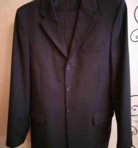 Костюм мужской (пиджак, брюки)