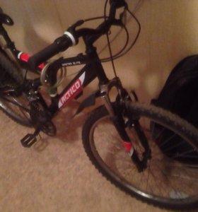 Велосипед двухподвес Actico