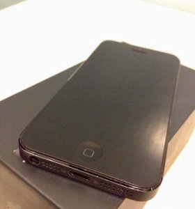 iPhone 5 16 Gb Black LTE