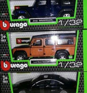 Масштабные коллекционные модели авто