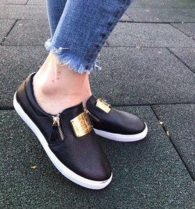 новая удобная обувь
