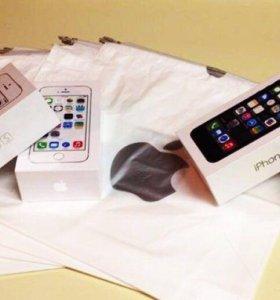 Новые оригинальные iPhone 5S,6,6s