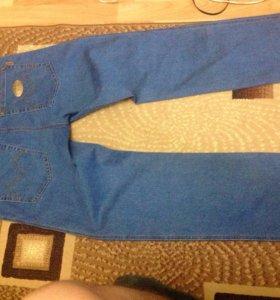 Мужские джинсы( новые)