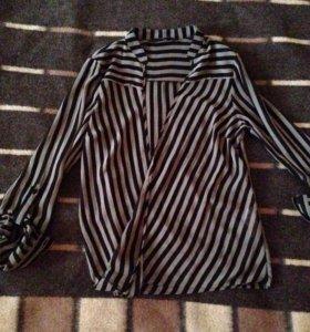 Рубашка -блуза