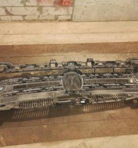 Решетка тигуан ресталинг