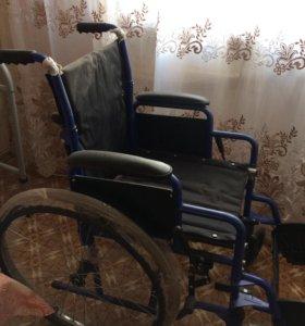 Кресло коляска (новая)