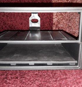 Рамка под 1 диновою магнитолу форд фокус 2