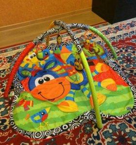 Развивающий коврик Playgro Ослик