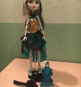"Куклы Монстр хай '' Френки"" из 13 желаний !"