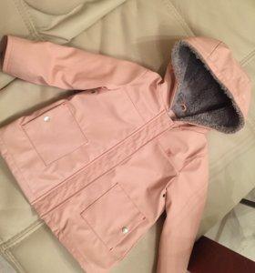 Zara baby курточка