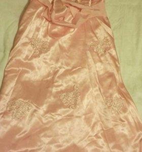 Вечернее коктейльное платье 54р новое
