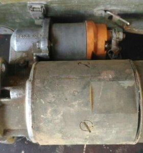 Стартер на газ