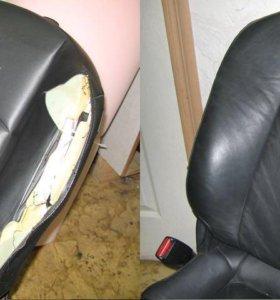 Восстановление сиденья после срабатывания AirBag