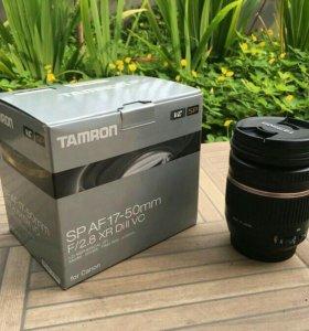 Tamron SP AF 17-50mm F2.8 XR Di II VC Nikon F