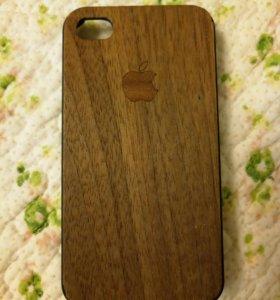 Чехол на Айфон 4,4S