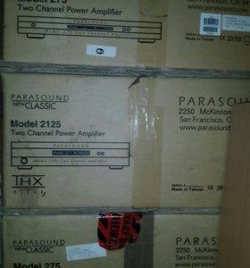 Parasound 2125 / 275
