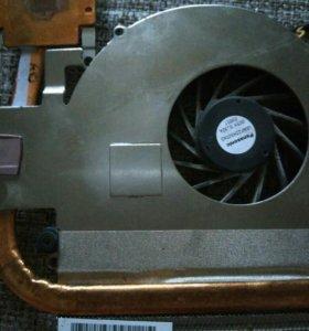 Система охлаждения ноутбука Asus k50af-sx038r