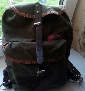 Рюкзак маленький,военный