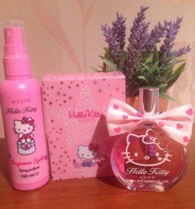 Детский парфюмерный набор Hello Kitty