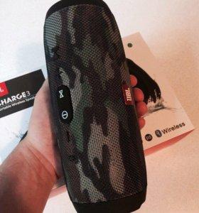 Колонка Charge 3 jbl Bluetooth