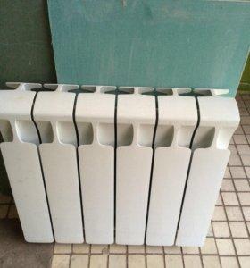Радиатор Rifar monolit 350 6 секций