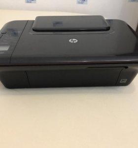 Принтер HP Струйный.