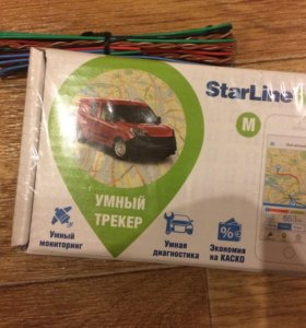 Starline M66 умный трекер М