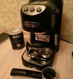 Кофе машинка DeLonghi