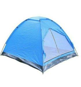 Палатка TK-001A 3-х мест. однослойная