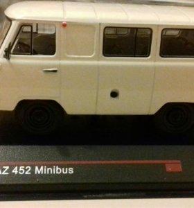 УАЗ 452 minibus