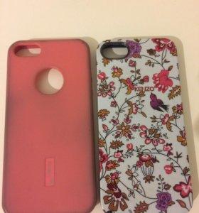 Чехлы на iPhone 5s.