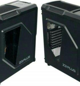 Корпус Zalman Z3 Plus черный с бп Zalman TX 700W