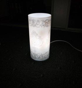 Лампа ручной работы