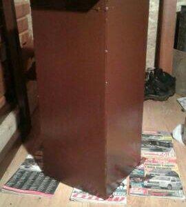 Ящик для скважины