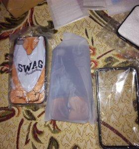 Новые бамперы на iPhone 4,4s