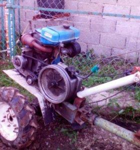 """Двигатель МБ2 от мотоблока """"Нева"""""""