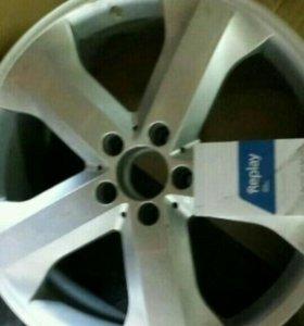 Литые диски на Mercedes