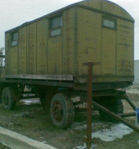 аренда бытовки на колесах