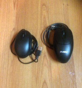 Мышь для ноутбука и компьютера.