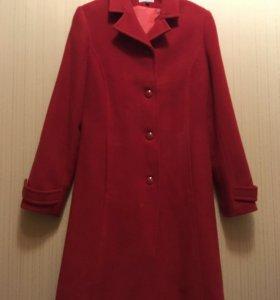 пальто драп демисезон